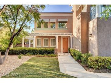 Photo one of 801 Dana Hills Ct # 102 Las Vegas NV 89134 | MLS 2270432