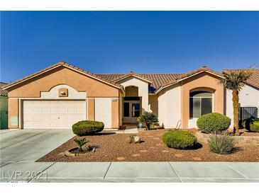 Photo one of 5412 Blue Horizon Ct Las Vegas NV 89130 | MLS 2270448