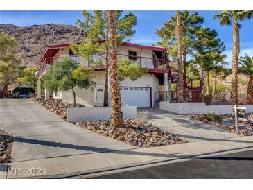 Photo one of 1016 Woodacre Dr Boulder City NV 89005 | MLS 2270581