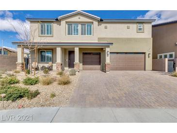 Photo one of 4166 Scorpius Ave North Las Vegas NV 89084 | MLS 2270629