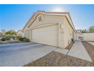 Photo one of 2185 Hidden Ranch Te Henderson NV 89052 | MLS 2270764