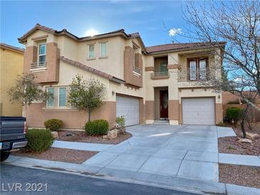 Photo one of 9425 Steeltree St Las Vegas NV 89143 | MLS 2270766