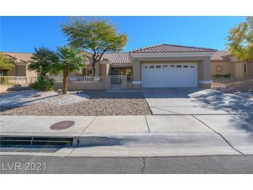 Photo one of 10605 Paradise Point Dr Las Vegas NV 89134 | MLS 2270807