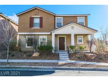 Photo one of 3203 Subtle Color Ave Henderson NV 89044 | MLS 2270827