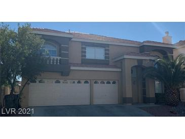 Photo one of 8533 Raindrop Canyon Ave Las Vegas NV 89129 | MLS 2270887