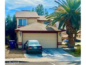 Photo one of 6633 Wheelbarrow Peak Dr Las Vegas NV 89108 | MLS 2270902