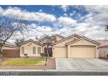 Photo one of 6524 Ruddock Dr Las Vegas NV 89084 | MLS 2270965