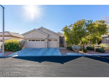 Photo one of 10685 Refectory Ave Las Vegas NV 89135 | MLS 2271167