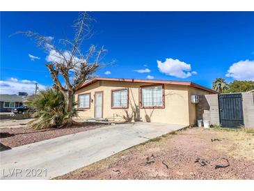 Photo one of 6120 Glendale Cir Las Vegas NV 89107 | MLS 2271200