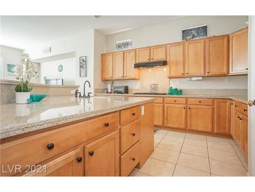 Photo one of 6932 Forest Gate St North Las Vegas NV 89084 | MLS 2271234