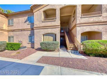 Photo one of 5751 E Hacienda Ave # 102 Las Vegas NV 89122 | MLS 2271395