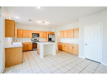 Photo one of 6117 Starpoint Rd North Las Vegas NV 89031 | MLS 2271503
