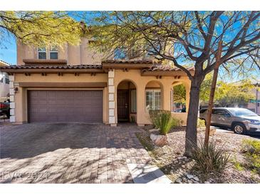 Photo one of 8152 Cheerful Valley Ave Las Vegas NV 89178 | MLS 2271584