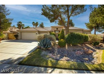 Photo one of 6321 Crestfield Ave Las Vegas NV 89108 | MLS 2271591