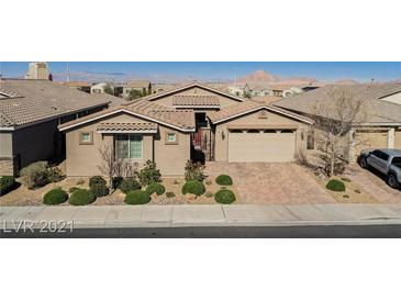 Photo one of 1124 Barby Springs Ave Henderson NV 89014 | MLS 2271830