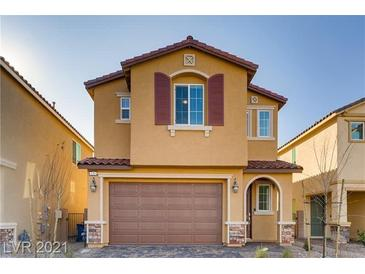Photo one of 4203 Midnight Crest Ave North Las Vegas NV 89031 | MLS 2271837