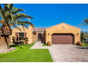 Photo one of 85 Contrada Fiore Dr Henderson NV 89011 | MLS 2273116