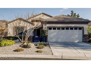 Photo one of 2431 Moonlight Valley Ave Henderson NV 89044 | MLS 2277679