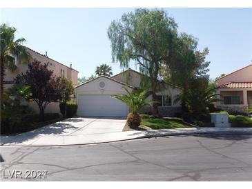Photo one of 3203 Castle Canyon Ave Henderson NV 89052 | MLS 2278074