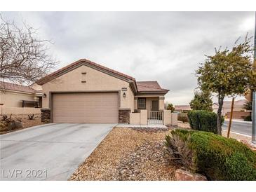 Photo one of 7640 Chaffinch St North Las Vegas NV 89084 | MLS 2278358