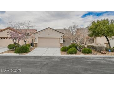 Photo one of 2505 Great Auk Ave North Las Vegas NV 89084 | MLS 2278376
