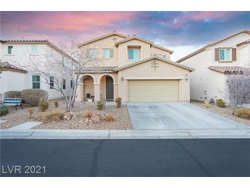 Photo one of 7838 Red Rock Ridge Ave Las Vegas NV 89179 | MLS 2278698