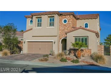 Photo one of 304 Via Della Fortuna Henderson NV 89011 | MLS 2278872
