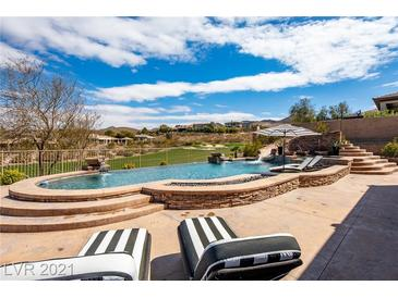 Photo one of 18 Wade Hampton Trl Henderson NV 89052 | MLS 2279613