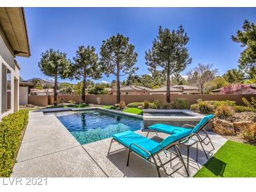 Photo one of 10 Fountainhead Cir Henderson NV 89052 | MLS 2280108