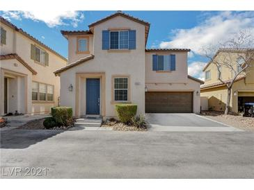 Photo one of 5337 Brazelton St North Las Vegas NV 89081 | MLS 2281418