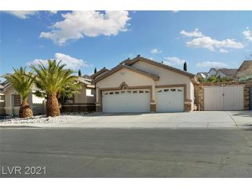 Photo one of 1360 Rolling Sunset St Henderson NV 89052 | MLS 2281575