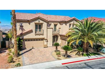 Photo one of 2708 Botticelli Dr Henderson NV 89052 | MLS 2281939