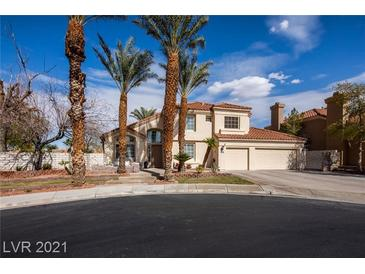 Photo one of 186 Wentworth Dr Henderson NV 89074 | MLS 2282085