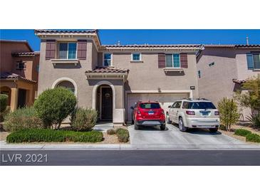 Photo one of 1316 Gilbert Creek Ave North Las Vegas NV 89031 | MLS 2282093