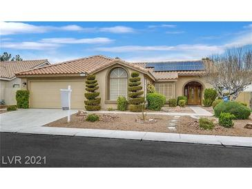 Photo one of 1226 Healing Waters Ln North Las Vegas NV 89031 | MLS 2282157