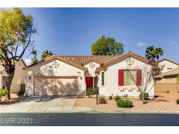 Photo one of 10533 Bardilino St Las Vegas NV 89141 | MLS 2282357