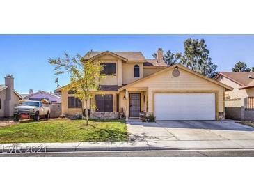 Photo one of 5229 Shady Grove Ln Las Vegas NV 89130 | MLS 2282358