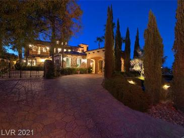 Photo one of 35 Grand Miramar Dr Henderson NV 89011 | MLS 2282392