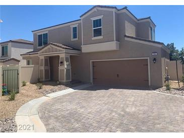 Photo one of 353 Stone Fly Rd North Las Vegas NV 89032 | MLS 2282512
