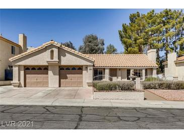 Photo one of 741 Rocky Trail Rd Henderson NV 89014   MLS 2282640