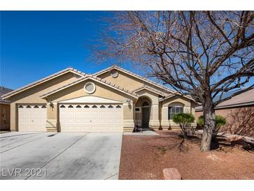 Photo one of 4477 Colonial Canyon St North Las Vegas NV 89031   MLS 2282725