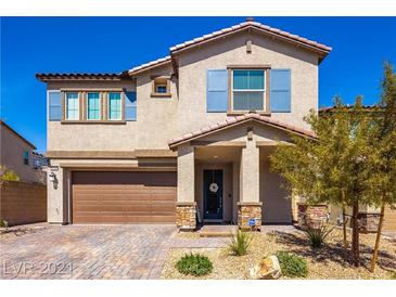 Photo one of 10146 Skye Camp Dr Las Vegas NV 89166 | MLS 2282748