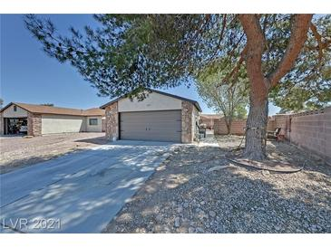 Photo one of 6035 Natures Dr Las Vegas NV 89122 | MLS 2282842