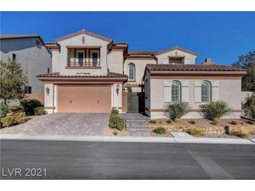 Photo one of 7414 Bretton Oaks St Las Vegas NV 89166 | MLS 2282858