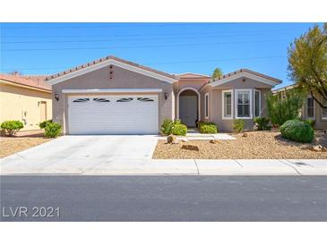 Photo one of 4396 Regalo Bello St Las Vegas NV 89135 | MLS 2282995