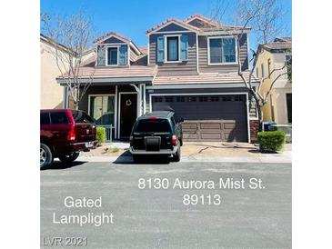 Photo one of 8130 Aurora Mist St Las Vegas NV 89113 | MLS 2283183