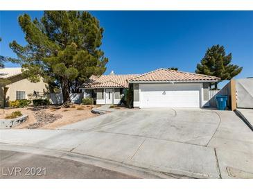 Photo one of 3820 Dabney Dr North Las Vegas NV 89032 | MLS 2283208