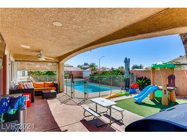 Photo one of 3313 Majestic Sand Ave North Las Vegas NV 89031 | MLS 2283245