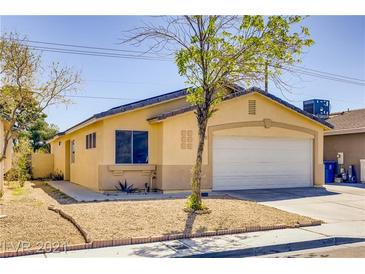 Photo one of 5643 Halvern Ave Las Vegas NV 89110 | MLS 2283252
