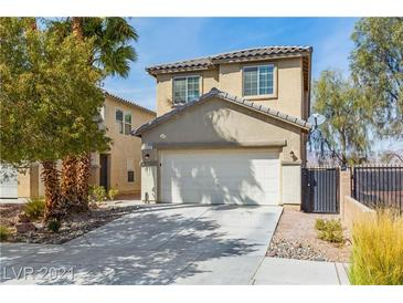Photo one of 3420 Brayton Mist Dr North Las Vegas NV 89081 | MLS 2283326